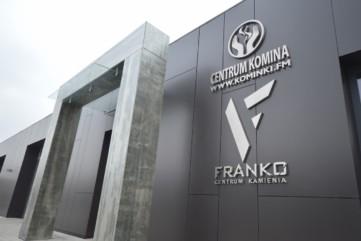 Elewacja firmy Collection Nero - logo