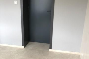 Drzwi i futryna spiek Collection Nero