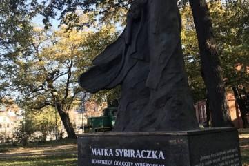 Pomnik Matki Sybiraczki 1