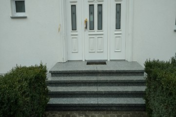Schody Granit Strzegomski