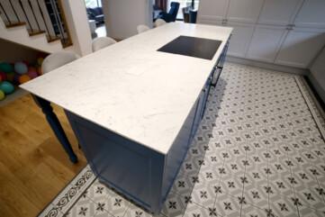 Blat kuchenny spiek Frankoslab Carrara