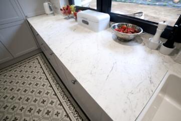Blaty kuchenen Frankoslab Carrara