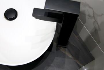 Blat łazienka Noir Desir