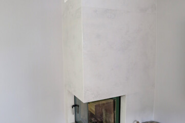 Obudowa ściany, spiek Oxide Perla