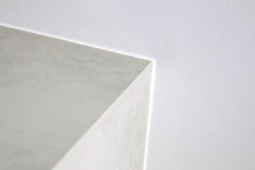 Ściana kominkowa spiek Oxide Perla