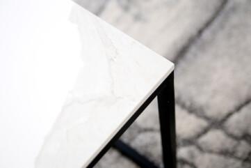 Blat stolika spiek Statuario Venato