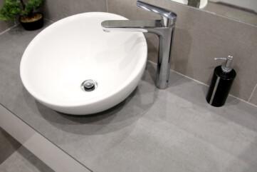 Blat łazienka spiek Pietra di Savoia Grigia